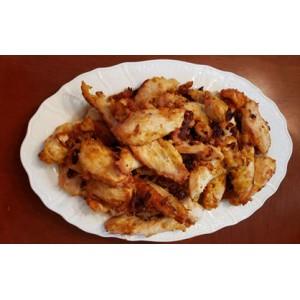 Chicken  in batter