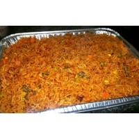 Jollof Rice (Nigeria) Tray/Cooler