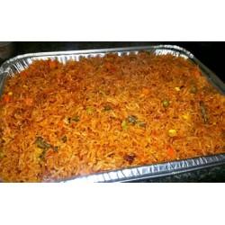 Jollof Rice (Ghana)