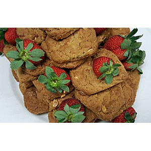Peanut Chips Cookies